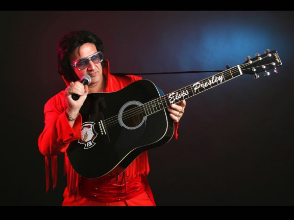 Elvis on Tour Tribute Night